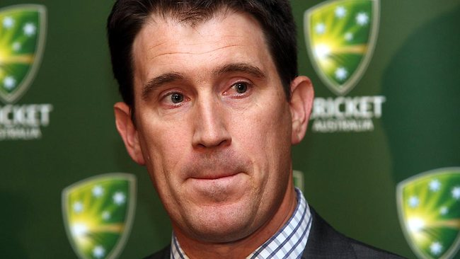 James Sutherland is not afraid to cry.