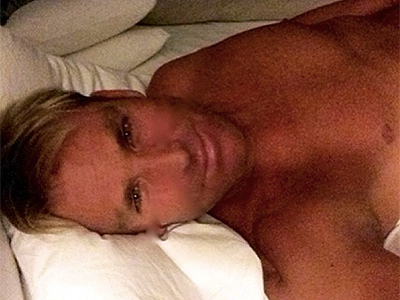 Shane Warne is all about sexy.