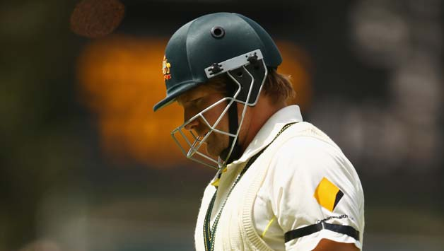 'Why is Shane Watson so gorgeous?' - Watson